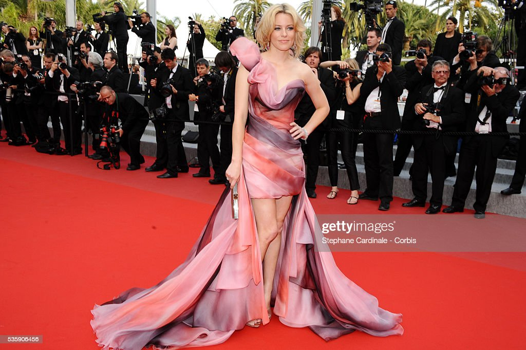 Elizabeth Banks at the Premiere for 'Poetry' during the 63rd Cannes International Film Festival