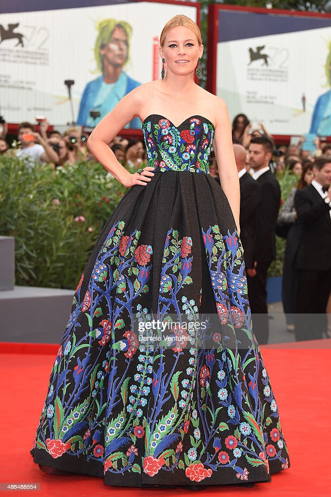 'Black Mass' Premiere - 72nd Venice Film Festival