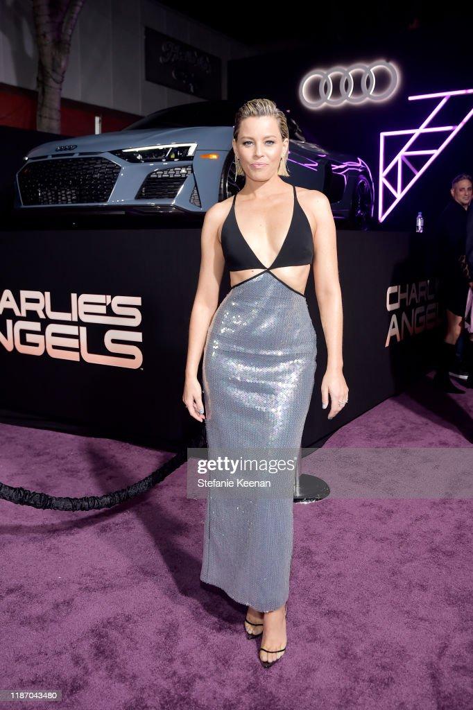 "Audi Arrives At The World Premiere Of ""Charlie's Angels"" : ニュース写真"