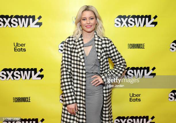 Elizabeth Banks attends Featured Session Elizabeth Banks with Aidy Bryant during the 2019 SXSW Conference and Festivals at Austin Convention Center...