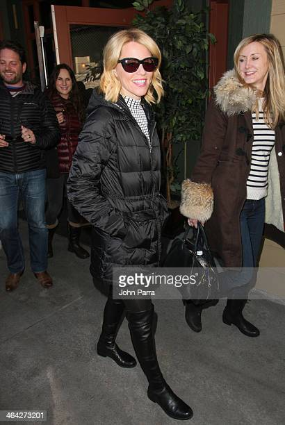 Elizabeth Banks attends the Columbia Lounge At The Village At The Lift Day5 on January 21 2014 in Park City Utah
