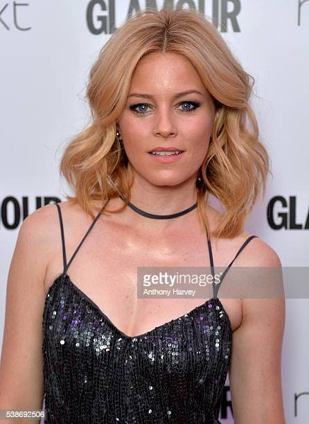 Elizabeth Banks attends the Glamour Women Of The Year Awards at Berkeley Square Gardens on June 7 2016 in London England