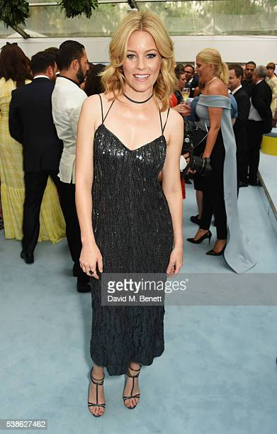 Elizabeth Banks attends the Glamour Women Of The Year Awards in Berkeley Square Gardens on June 7 2016 in London United Kingdom
