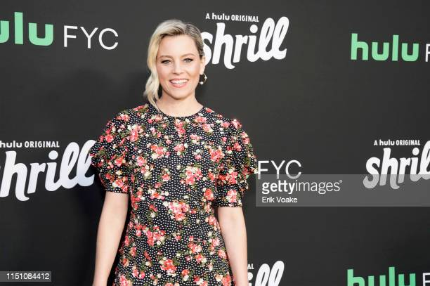 Elizabeth Banks attends the Hulu Shrill FYC screening at the Television Academy on May 22 2019 in North Hollywood California