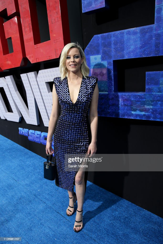 "Premiere Of Warner Bros. Pictures' ""The Lego Movie 2: The Second Part"" - Red Carpet : News Photo"