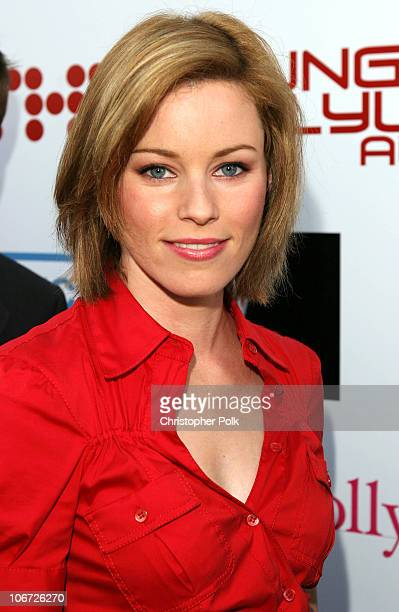 Elizabeth Banks during AMC Movieline's Hollywood Life Magazine's Young Hollywood Awards Arrivals by Chris Polk at El Rey Theatre in Los Angeles...