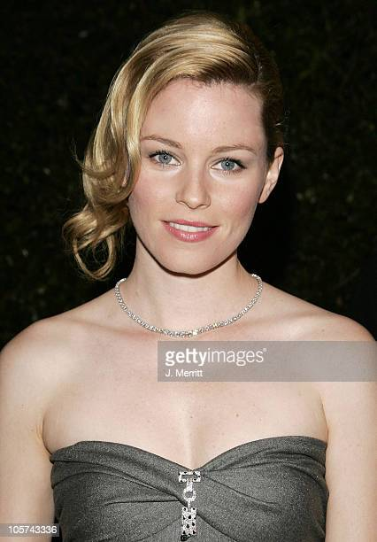 Elizabeth Banks during Cartier Celebrates 25 Years in Beverly Hills in Honor of Project ALS at Cartier Store in Beverly Hills California United States