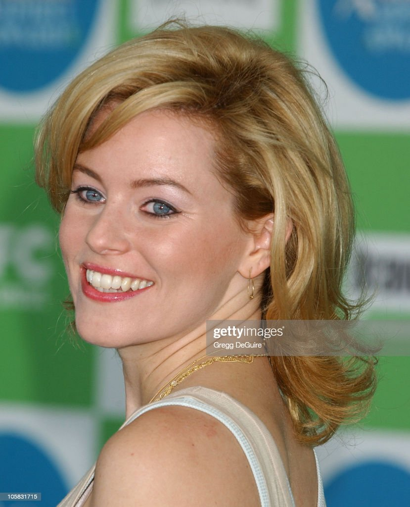 Elizabeth Banks during The 20th Annual IFP Independent Spirit Awards - Arrivals in Santa Monica, California, United States.