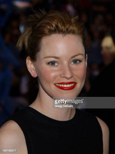 "Elizabeth Banks during ""X2: X-Men United"" Premiere Los Angeles - Arrivals at Grauman's Chinese Theatre in Hollywood, California, United States."