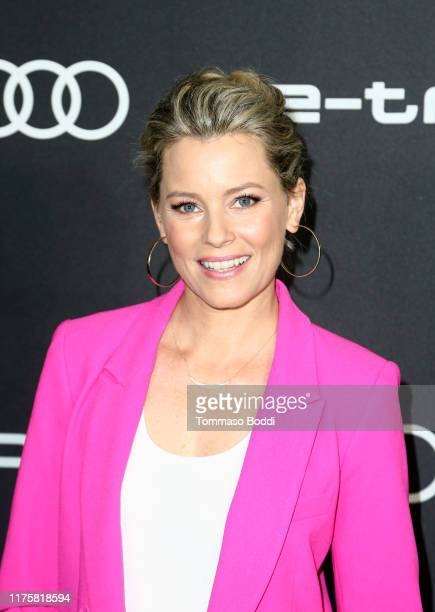Elizabeth Banks is seen as Audi celebrates the 71st Emmys at Sunset Tower on September 19, 2019 in Los Angeles, California.