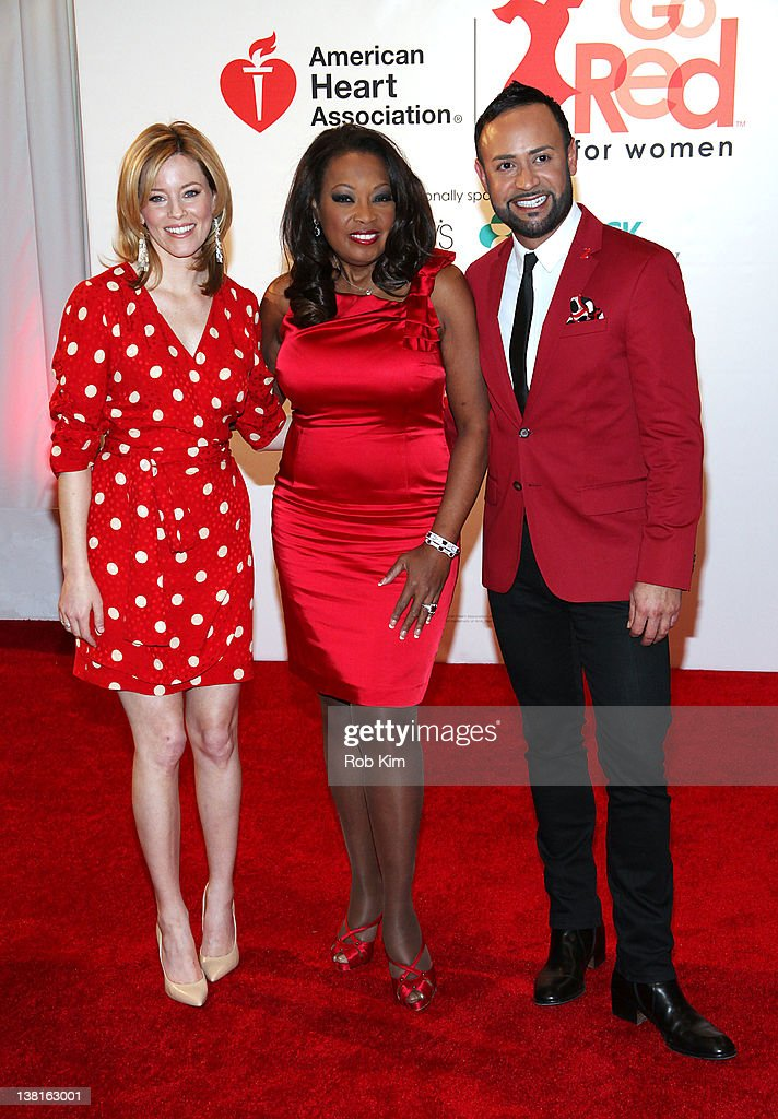 American Heart Association's Go Red For Women Event