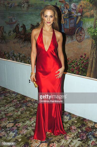 Elizabeth Berkley during Opening Night of Sly Fox After Party at Tavern On The Green in New York City New York United States
