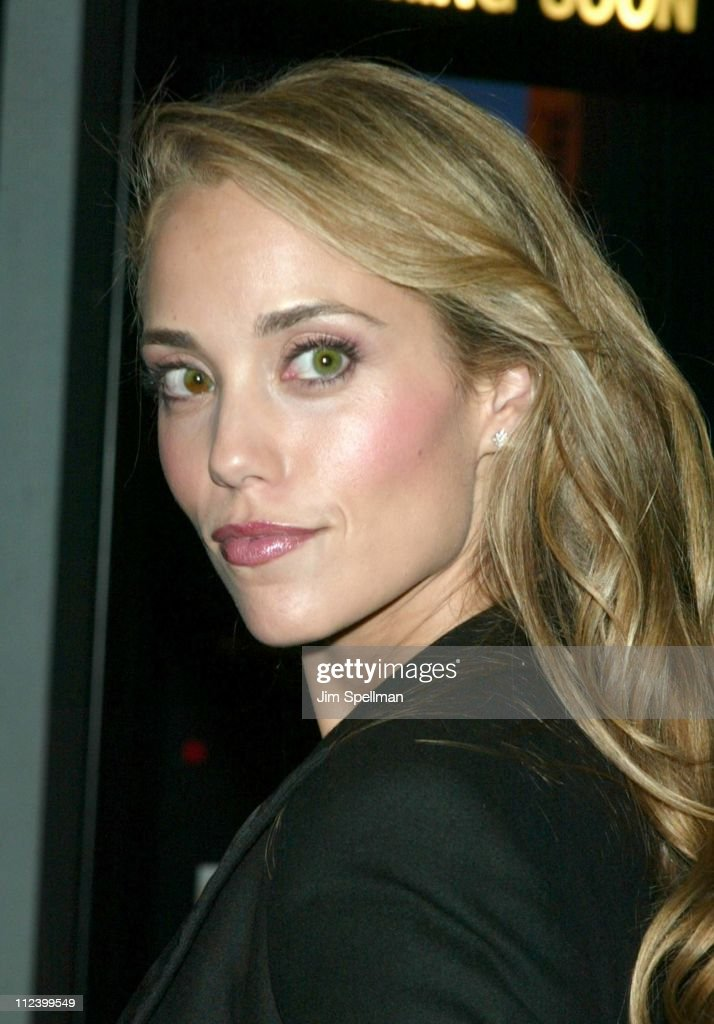 Elizabeth Berkley during 'Roger Dodger' Premiere - New York at Chelsea 9 in New York City, New York, United States.