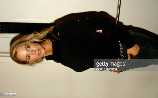Elizabeth Berkley during The Opening Night Celebration for The Cartells at Comix in New York City New York United States