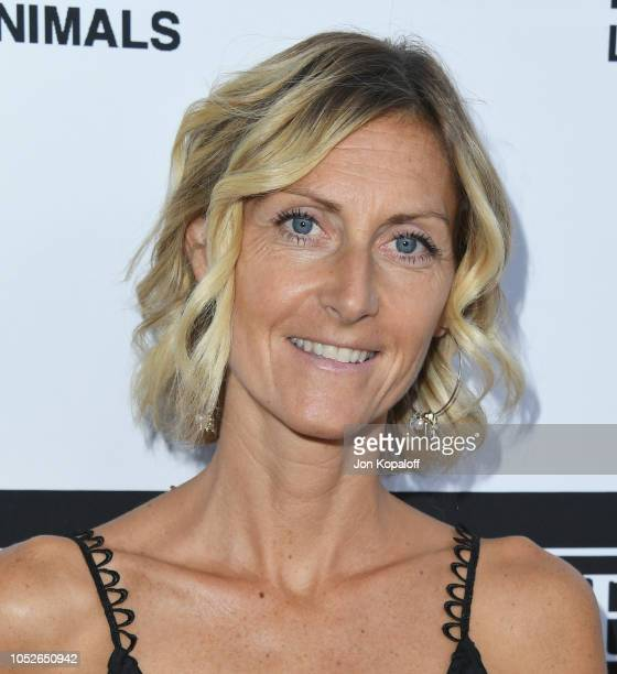 Elizabeth BlakeThomas attends Last Chance For Animals' Hosts Annual Celebrity Benefit at The Beverly Hilton Hotel on October 20 2018 in Beverly Hills...