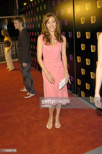 Elizabeth Bogush during The 20042005 WB Primetime Upfront After Party at Lighthouse at Chelsea Piers in New York City New York United States
