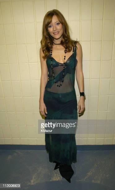 Elizabeth Bogush during WB Primetime 20042005 Upfront at Madison Square Garden in New York City New York United States