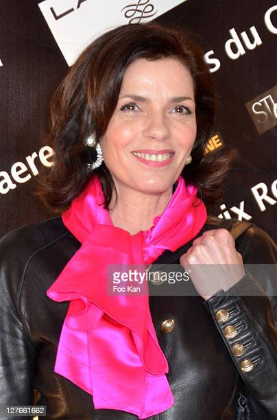Elizabeth Bourgine attends the 'Romy Schneider and Patrick Dewaere Awards 2011 Ceremony at the Bon Marche on April 4, 2011 in Paris, France.