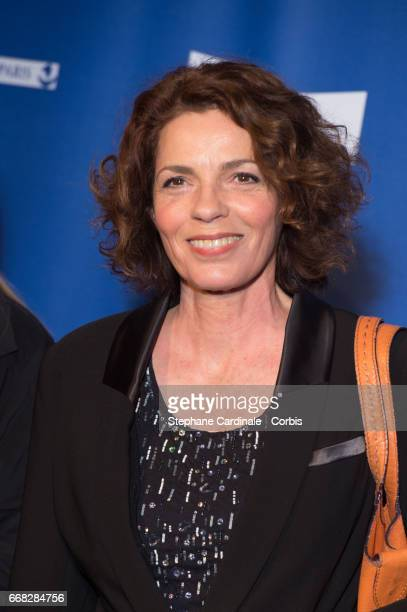 Elizabeth Bourgine attends the 'Series Mania Festival' opening night at Le Grand Rex on April 13 2017 in Paris France