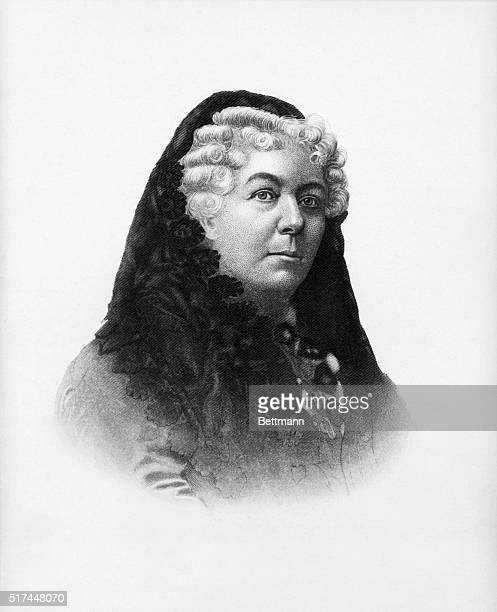 Elizabeth Cady Stanton American woman suffrage leader Organized the first woman's rights convention in 1848 thus launching the suffrage movement...