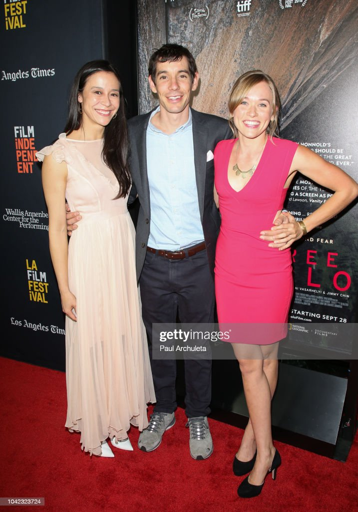 "2018 LA Film Festival - Gala Screening Of ""Free Solo"" : News Photo"