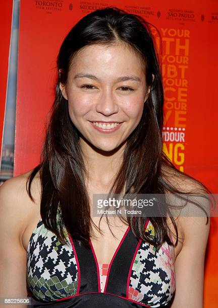 Elizabeth Chai Vasarhelyi attends the Youssou Ndour I Bring What I Love New York premiere at the Paris Theatre on June 4 2009 in New York City