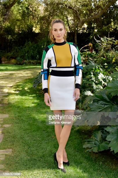Elizabeth Chambers attends Diane von Furstenberg and Academy Museum of Motion Pictures Host 6th Annual Oscars Luncheon to Celebrate Female Nominees...