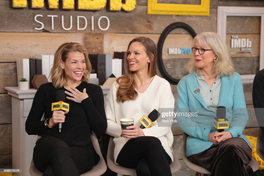 The IMDb Studio At The 2018 Sundance Film Festival - Day 3 : News Photo