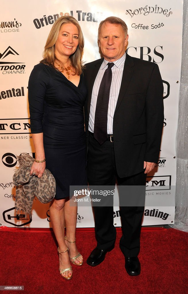 2nd Annual Borgnine Movie Star Gala Honoring Actor Joe Mantegna - Arrivals : News Photo