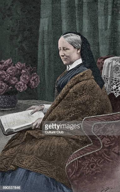 Elizabeth Cleghorn Gaskell - English novelist and short story writer: 29 September 1810 Ð 12 November 1865. Author of 'Life of Charlotte Bronte'.