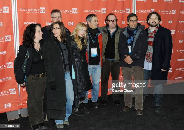Elizabeth Cohen director Sophie Barthes Paul Mezey actress Katheryn Winnick Dan Carey actor Paul Giamatti Andrij Parekh and Jeremy Kipp Walker attend...