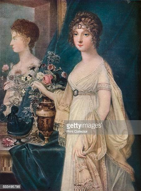 Elizabeth Consort of Alexander I 1917 Louise of Baden was as Elizabeth Alexeievna Empress of Russia during her marriage with Emperor Alexander I...
