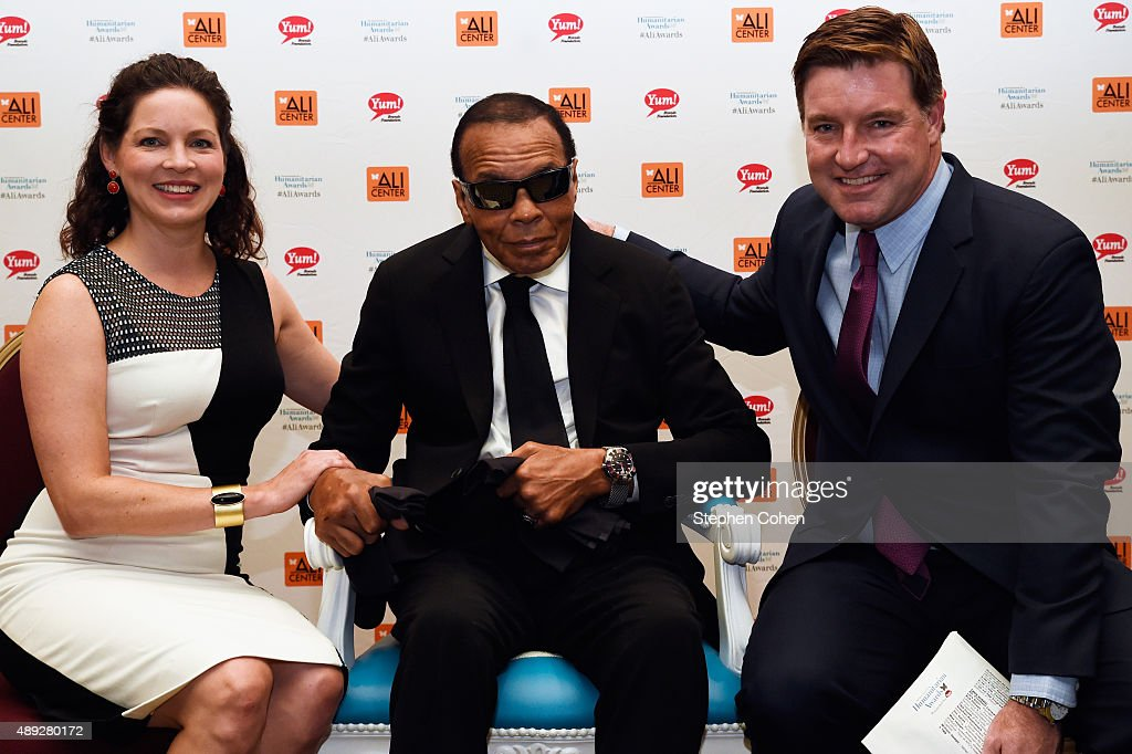 2015 Muhammad Ali Humanitarian Awards