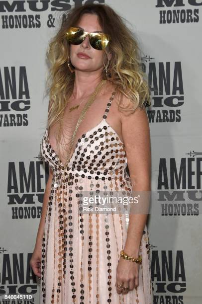 Elizabeth Cook attends the 2017 Americana Music Association Honors Awards on September 13 2017 in Nashville Tennessee