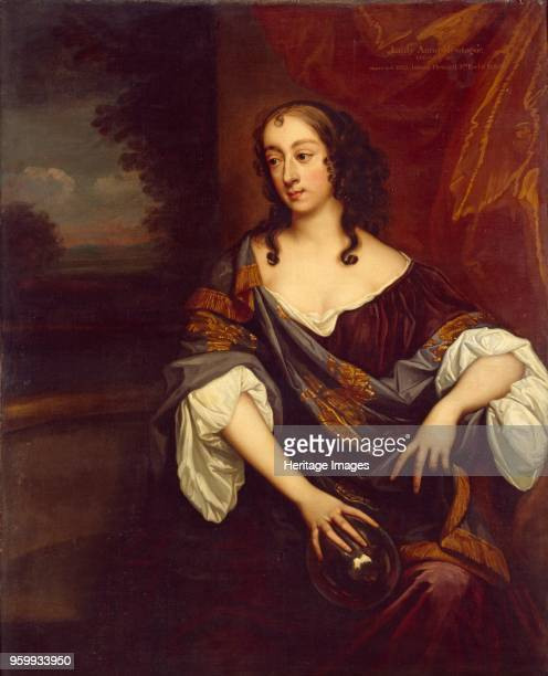 Elizabeth, Countess of Essex, 17th century. Painting from the Suffolk Collection in Kenwood House, London. Artist Studio of Sir Peter Lely.
