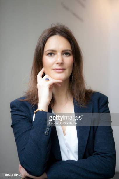 Elizabeth Day English journalist broadcaster and novelist Milan Italy 10 June 2019