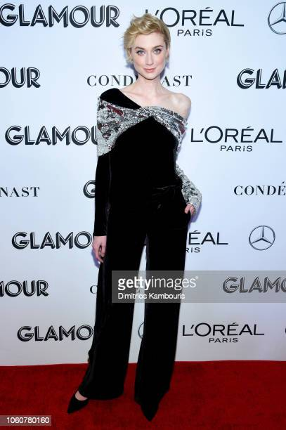 Elizabeth Debicki attends the 2018 Glamour Women Of The Year Awards Women Rise on November 12 2018 in New York City