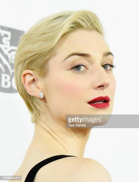 Elizabeth Debicki attends the 2018 Toronto International Film Festival premiere of 'Widows' at Roy Thomson Hall on September 8 2018 in Toronto Canada