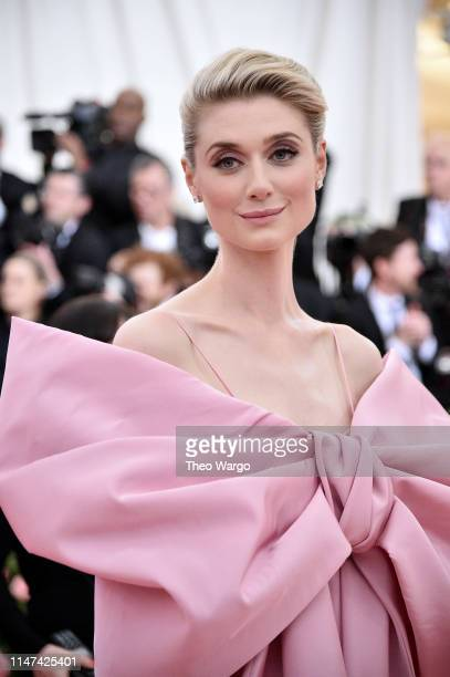 Elizabeth Debicki attends The 2019 Met Gala Celebrating Camp Notes on Fashion at Metropolitan Museum of Art on May 06 2019 in New York City