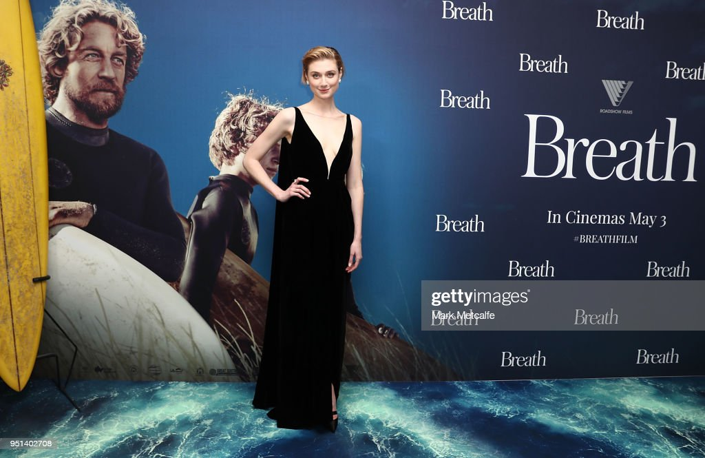 Breath Sydney Red Carpet Premiere - Arrivals