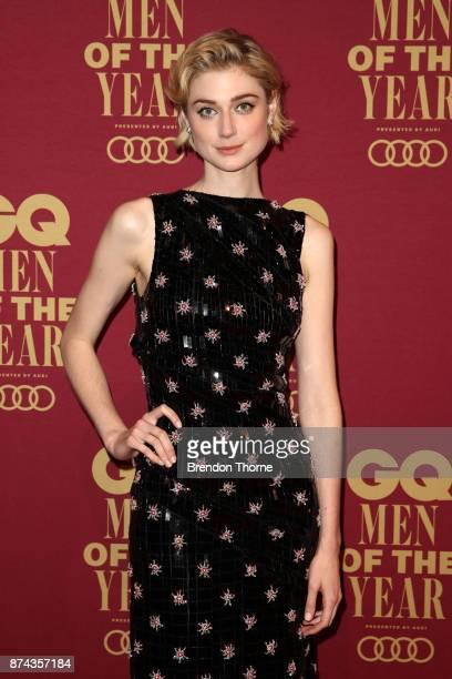 Elizabeth Debicki attends the GQ Men Of The Year Awards at The Star on November 15 2017 in Sydney Australia