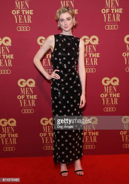 Elizabeth Debicki attends the GQ Men Of The Year Awards at The Star on November 15 2017 in Sydney Australia