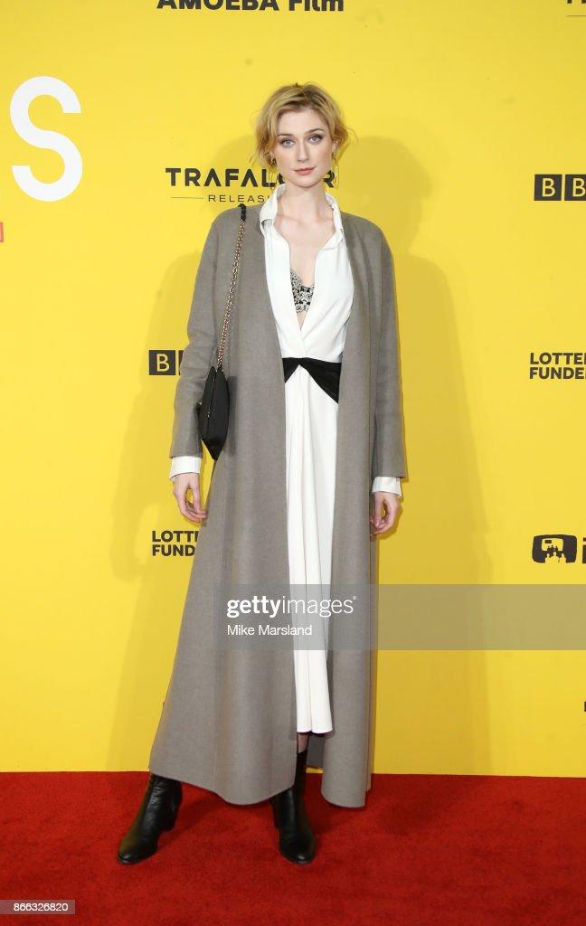 'Grace Jones: Bloodlight And Bami' UK Premiere - Red Carpet Arrivals