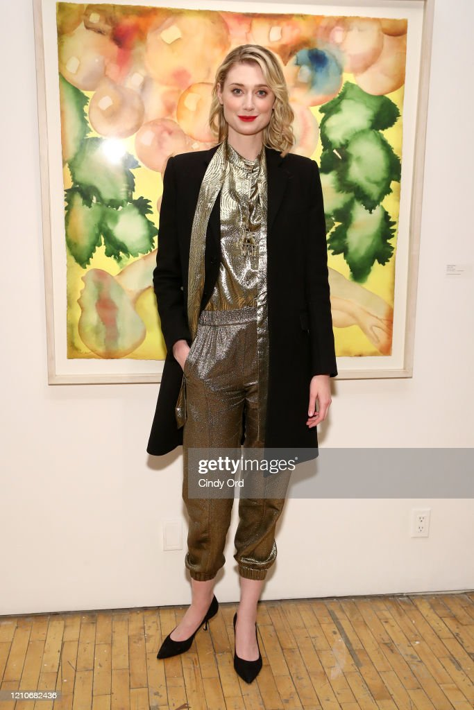 """Sony Pictures Classics And The Cinema Society Host The After Party For """"The Burnt Orange Heresy"""" : ニュース写真"""