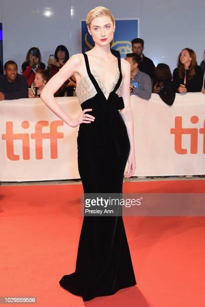 Elizabeth Debicki attends the Widows premiere during 2018 Toronto International Film Festival at Roy Thomson Hall on September 8 2018 in Toronto...
