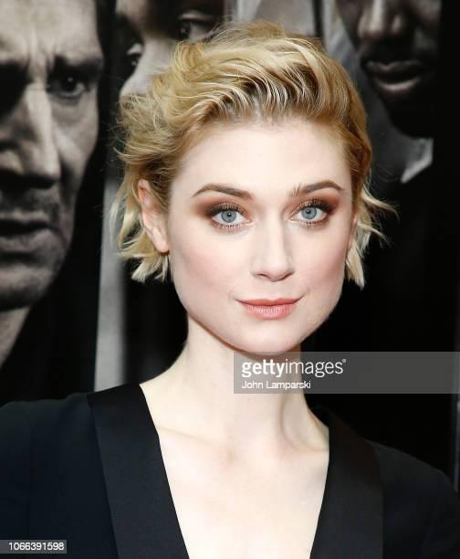 "Elizabeth Debicki attends ""Widows"" New York Special Screening at Brooklyn Academy of Music on November 11, 2018 in New York City."
