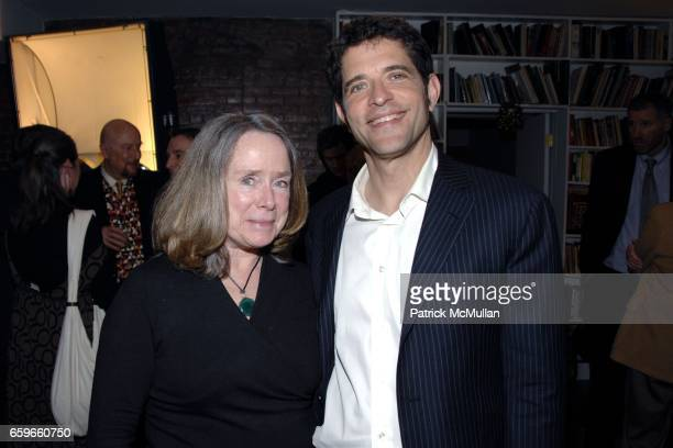 """Elizabeth Delude-Dix, Brad Gooch attend Patricia Bosworth and Joel Conarroe host party for BRAD GOOCH'S new book """"FLANNERY: A LIFE OF FLANNERY..."""
