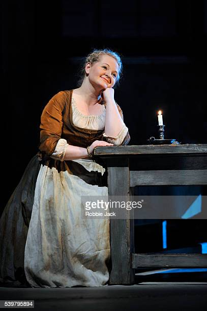 Elizabeth DeShong as Cenerentola in Glyndebourne's production of Gioachino Rossini's La Cenerentola directed by Peter Hall and conducted by James...