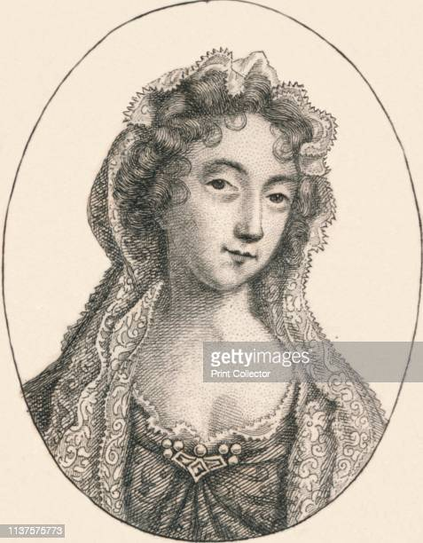 Elizabeth Dutchess of Albemarle', 1734. Portrait of English aristocrat Elizabeth Monck, Duchess of Albemarle . After her first husband died, she...