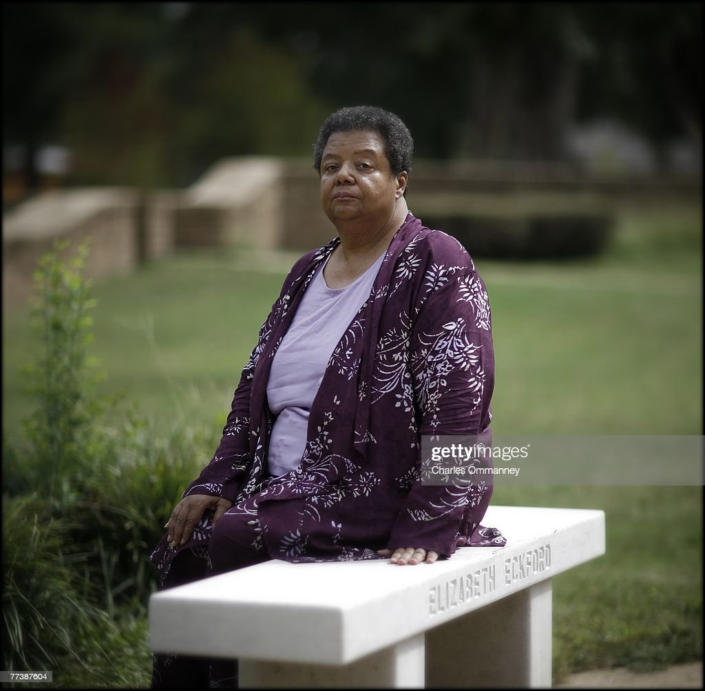 The Little Rock Nine 50 Years Later: Elizabeth Eckford Portraits : News Photo